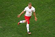 Польша не проигрывает, если забивает Блащиковски