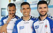 Даллку, Цурри и Янузи стали игроками Приштины