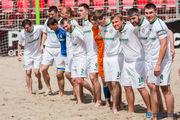 Пляжный футбол: Альтернатива поднимается на второе место!