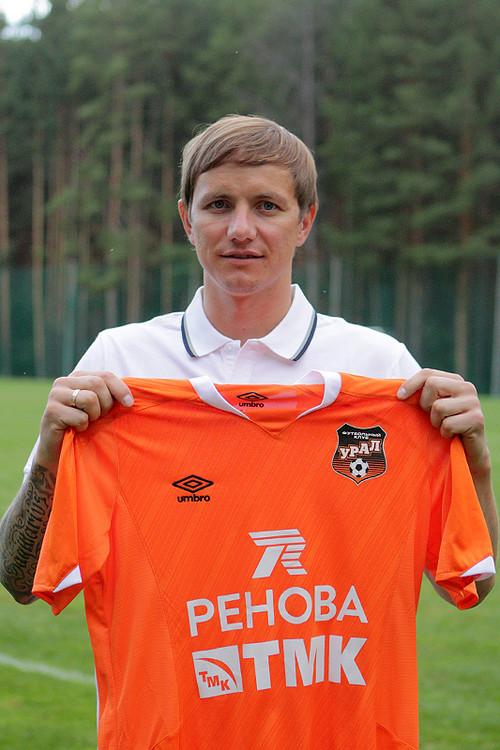 Павлюченко подписал контракт с Уралом