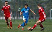 Днепр забил 8 мячей в ворота запорожского Металлурга