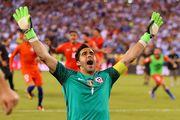Финал. Аргентина – Чили – 0:0 (по пенальти 2:4). Видео матча