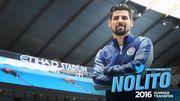ОФИЦИАЛЬНО: Нолито – игрок Манчестер Сити