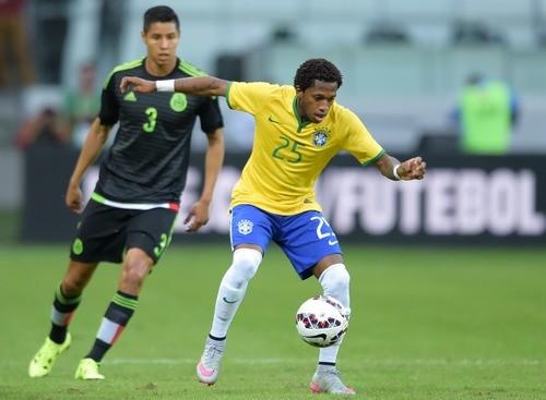 Фред вызван в Олимпийскую сборную Бразилии