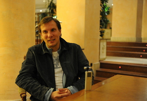 Андрей ШТОЛЦЕРС: «Динамо увезет очки из Лондона»