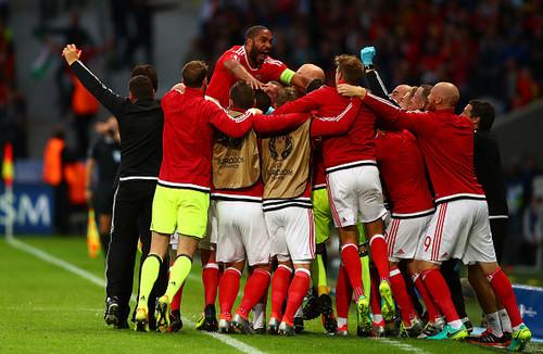 Уэльс сенсационно выбивает Бельгию и выходит в полуфинал!