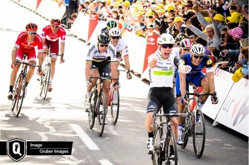 Марк Кэвендиш выиграл первый этап Тур де Франс