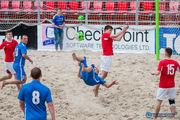 Пляжный футбол: ХИТ впереди, Гриффин делает камбэк с 1:4