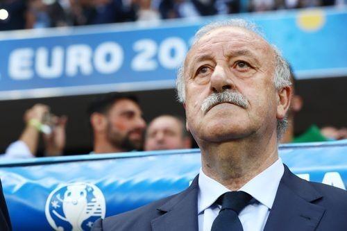 ОФИЦИАЛЬНО: Дель Боске покинул пост главного тренера Испании