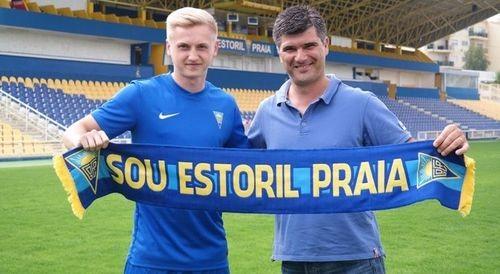 Украинец Ярчук перешел в португальский Эшторил
