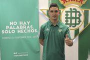 Бетис подписал полузащитника сборной Чили