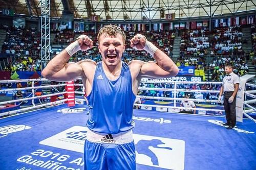 Денис Солоненко едет в Рио!