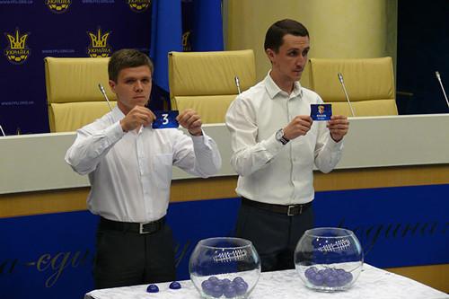 Прошла жеребьевка чемпионата Украины U-19