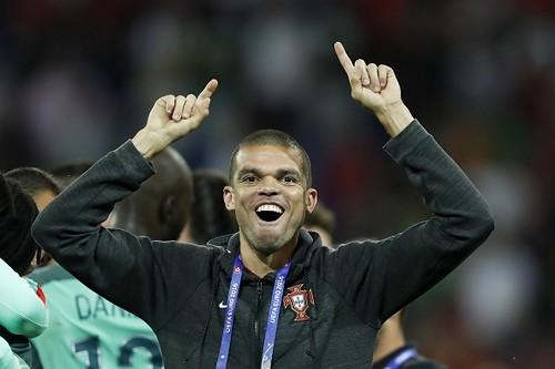 ПЕПЕ: «Хотим войти в историю португальского футбола»