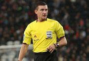 Украинец Можаровский получил назначение на матч Лиги Европы