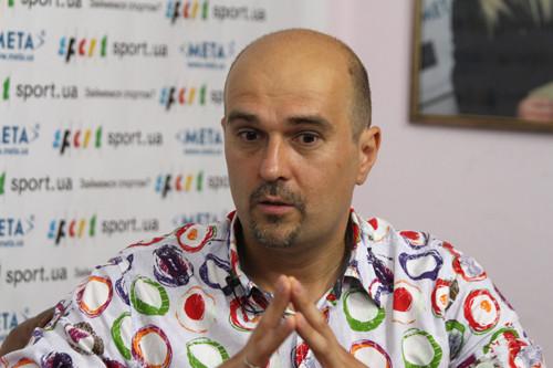 Костянтин Андріюк: В комітеті арбітрів - паніка та палає вогнище