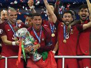 Португалия заработала на Евро-2016 25,5 млн евро