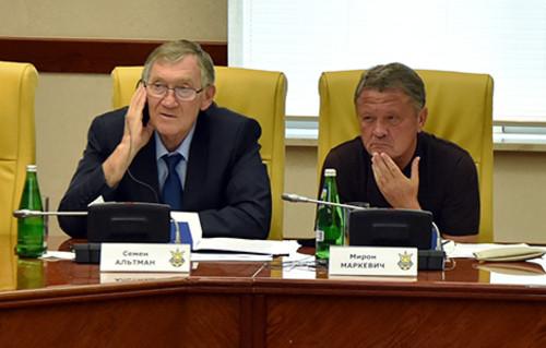 ОФИЦИАЛЬНО: Маркевич - глава Комитета национальных сборных