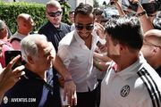 Мехди Бенатиа прибыл в Турин