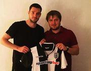Шахов забил за ПАОК в ворота Твенте