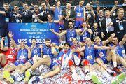 Сербия впервые в истории выиграла Мировую лигу