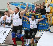 Тріумф українського стронгмену у світі