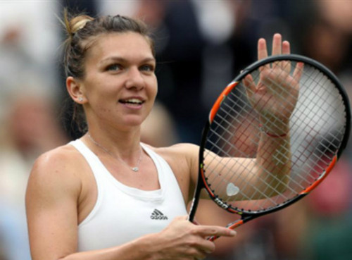 Симона Халеп с двумя «баранками» выиграла турнир в Бухаресте