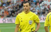 Украинский арбитр рассудит матч Лиги Европы