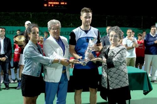 Илья Марченко выиграл турнир серии челленджер в Италии
