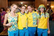 Олимпийская форма сборной Украины - одна из лучших в мире