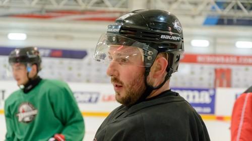 Егор ЕГОРОВ: «Сейчас идет процесс вкатывания»