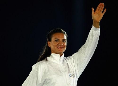 IAAF не получал от Исинбаевой заявку на участие в Олимпиаде