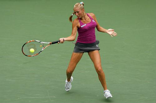 Алена Бондаренко вернется на корты уже на следующей неделе