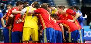 Испания выиграла первый из двух матчей у сборной Египта