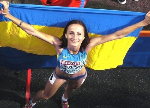 Наталья Прищепа – лучшая спортсменка Украины в июле