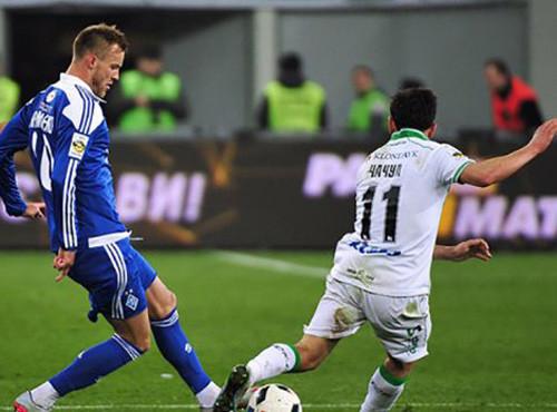 Динамо увозит из Львова победу над Карпатами
