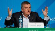 Глава МОК готов применить штрафные меры в адрес России