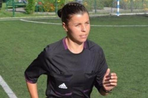 Украинка Марина Стрилецкая отсудила финал юношеского Евро