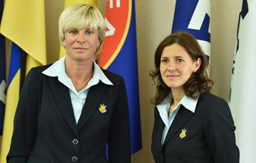 Монзуль и Рачинская получили назначения на матч Олимпиады