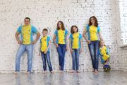 Поддержим нашу сборную в Рио в олимпийской вышиванке!