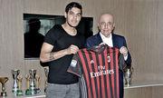 Милан подписал защитника сборной Парагвая