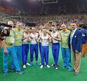 Украинские гимнасты: «Задачу выполнили – команда в финале!»