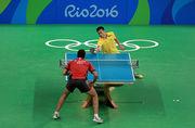 Рио-2016. Коу Лей вышел в четвертый круг