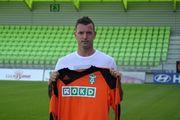 Ян Лаштувка дебютировал в своем новом-старом клубе