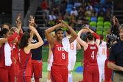 Рио-2016. Американки крупно переиграли испанок