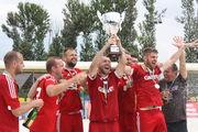 Пляжный футбол: столичный Гриффин - Чемпион Украины-2016!