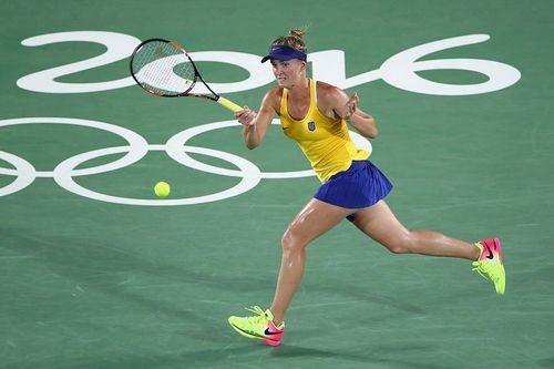 Элина СВИТОЛИНА: «Трудно было поверить, что матч окончен»