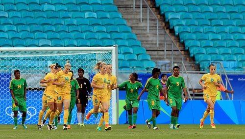 Рио-2016. Футбол. ЮАР и Бразилия разошлись миром