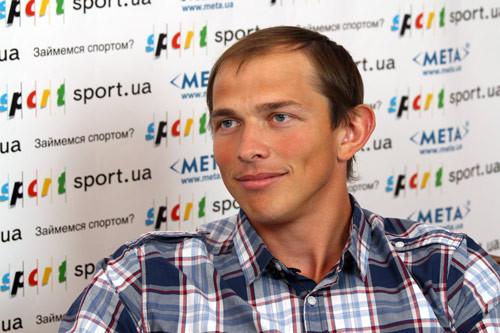 Юрий ЧЕБАН: «Я приехал за медалью»