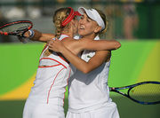 Рио-2016. Теннис. Макарова и Веснина вышли в финал в паре